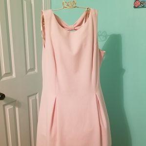Jessica H prink dress